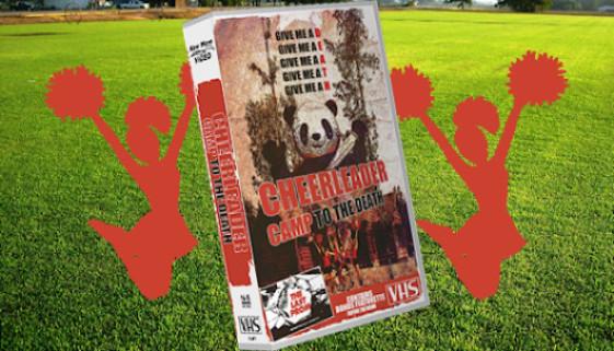 Cheerleader Camp 2 The Death VHS
