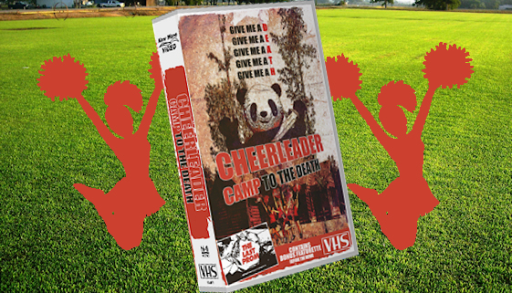 Cheerleader Camp 2 The Death VHS