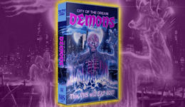 City of the Dream Demons VHS