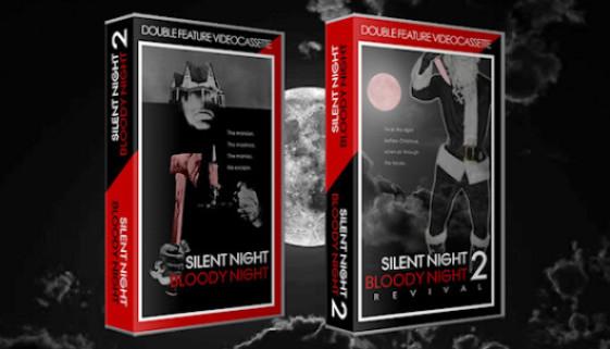 Silent Night Bloody Night 1 & 2